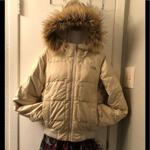 The North Face 550 Down w/160 G Heatseeker Coat